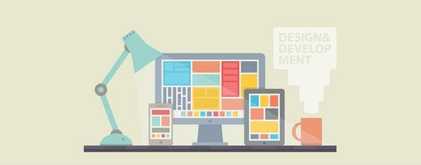 「響應式功能」、符合「使用者體驗」的網站能有效降低用戶跳出率並提高網站轉換率