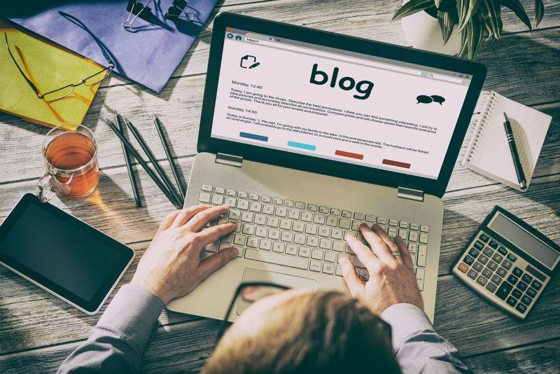 企業形象網站的設計概念-內容行銷