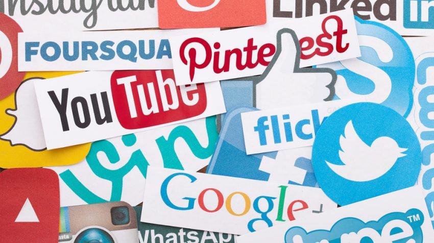 企業形象網站的設計概念-社交媒體分享