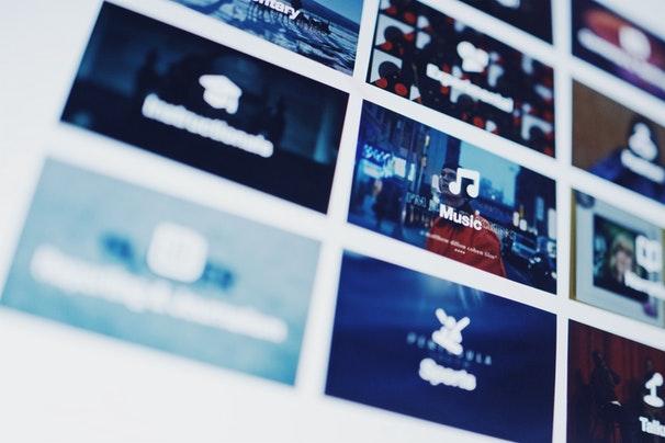 2018年網站設計趨勢-高品質圖像