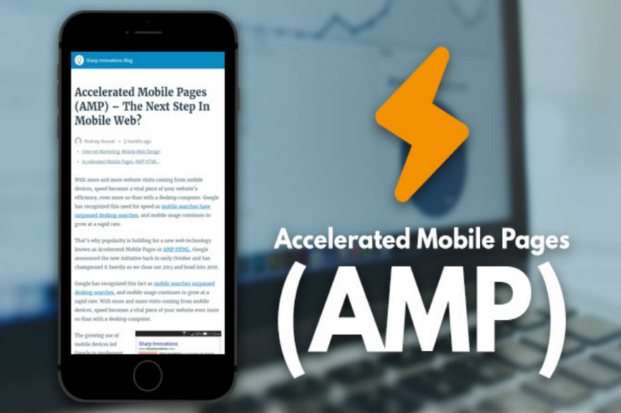 AMP(Accelerated Mobile Pages)提高移動設備頁面速度